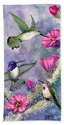 Costa Hummingbird Family Bath Towel