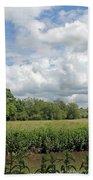 Cotswold Landscape Bath Towel