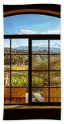 Cougar Winery View Bath Towel