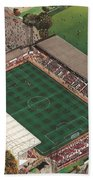 County Ground - Swindon Town Bath Towel