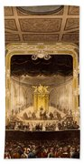 Covent Garden Theatre, From Microcosm Hand Towel