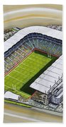 Croke Park Bath Towel