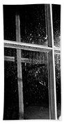 Cross In Window Bath Towel