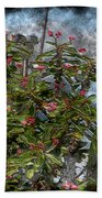 Crown Of Thorns - Featured In Beauty Captured And Nature Photography Groups Bath Towel