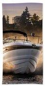 Crownline Boat Bath Towel