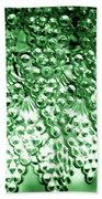 Crystal Green Hand Towel