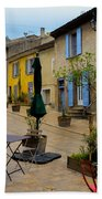 Cucuron In Provence Bath Towel
