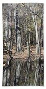Cypress Bog Bath Towel