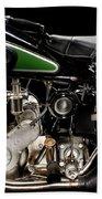 D-rad R11 Engine Bath Towel
