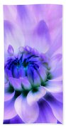 Dahlia Dream Bath Towel
