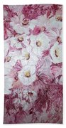 Daisy Blush Bath Towel