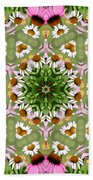Daisy Daisy Do Kaleidoscope Bath Towel