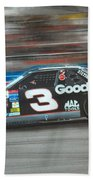 Dale Earnhardt Goodwrench Chevrolet Bath Towel
