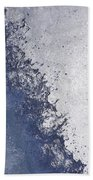 Dancing Water Drops Bath Towel