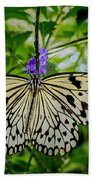 Dancing With Butterflies Bath Towel
