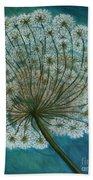 Dandelion Painting     Sold Bath Towel