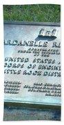 Dardanelle Plack Bath Towel