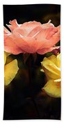 Dare To Be Different Bath Towel