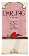 Darling Bath Towel