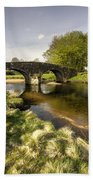 Dartmoor Bridge  Bath Towel