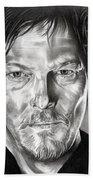 Daryl Dixon - The Walking Dead Bath Towel