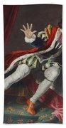 David As Richard IIi, Illustration Bath Towel