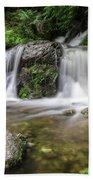Day 1000 - Lower Forest Glen Falls Bath Towel