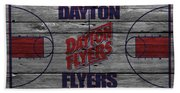Dayton Flyers Bath Towel