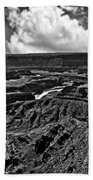 Dead Horse Point Utah Bath Towel