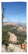 Dead Tree Overlook - Bryce Canyon Bath Towel