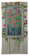 Death Tree - Framed Hand Towel