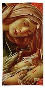 Deatil From The Lamentation Of Christ Hand Towel