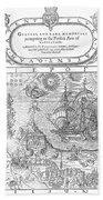 Dee Navigation, 1577 Bath Towel
