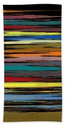 Deep Color Field 2 Bath Towel
