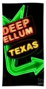 Deep Ellum Bath Towel