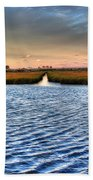 Delaware- Assawoman Bay Hand Towel