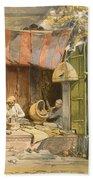 Delhi - Jeweller, From India Ancient Bath Towel