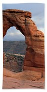 Delicate Arch - Arches National Park - Utah Hand Towel