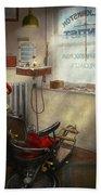 Dentist - Sb Johnston Dentist 1919 Bath Towel