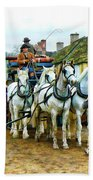 Departing Cranford Bath Towel by Paul Gulliver