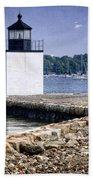 Derby Wharf Light Bath Towel