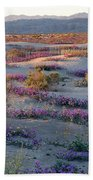 Desert In Bloom Bath Towel
