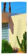 Desert Modern 7 Lakes Palm Springs Bath Towel