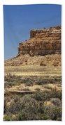 Desert Rock Formation Bath Towel