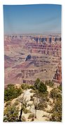Desert View Grand Canyon National Park Bath Towel
