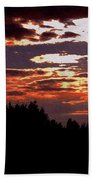 Devil's Island Lighthouse Bath Towel