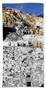 Devils Thumb - Yellowstone Bath Towel