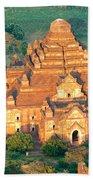 Dhammayangyi Temple - Bagan Bath Towel