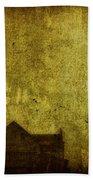 Diminished Dawn Hand Towel by Andrew Paranavitana