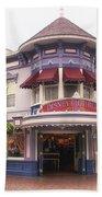 Disney Clothiers Main Street Disneyland 02 Bath Towel